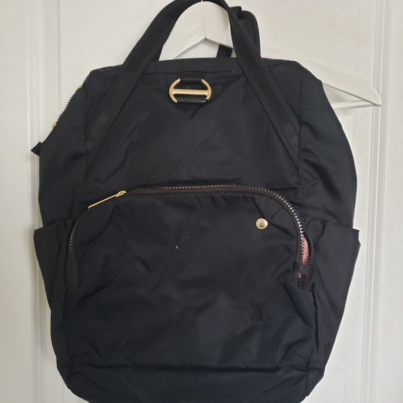 Gorgeous pacsafe backpack-17L
